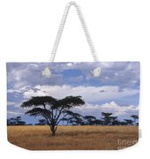 Clouds Over The Masai Mara Weekender Tote Bag