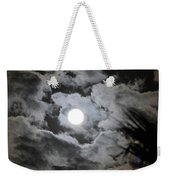 Clouds Over The Moon Weekender Tote Bag