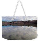 Clouds Reflect Weekender Tote Bag