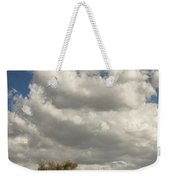 Clouds Rising Palm Springs Weekender Tote Bag