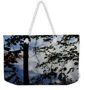 Clouds Tree Water Weekender Tote Bag