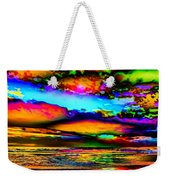 Clouds With Attitude Weekender Tote Bag