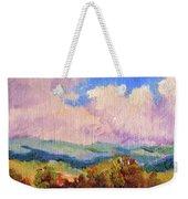 Cloudscape 2 Weekender Tote Bag
