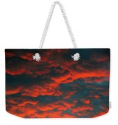 Cloudscape A1 Weekender Tote Bag