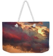 Cloudscape Sunset 46 Weekender Tote Bag by James BO  Insogna