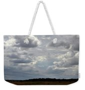 Cloudy Day At Dinenr Island Ranch Weekender Tote Bag