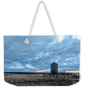 Cloudy Day On The Ranch Weekender Tote Bag