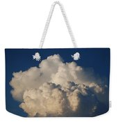 Cloudy Day Weekender Tote Bag
