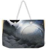 Cloudy Nite Weekender Tote Bag