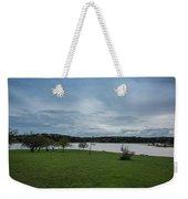 Cloudy Skies Weekender Tote Bag