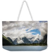 Cloudy With A Chance Of Beautiful Photo Weekender Tote Bag