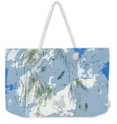 Cloudy With Whimsy Weekender Tote Bag