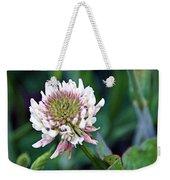 Clover Blossom Weekender Tote Bag