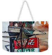 Clover Grill - New Orleans Weekender Tote Bag
