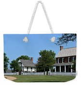 Clover Hill Tavern Appomattox Court House Virginia Weekender Tote Bag