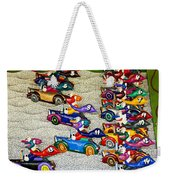 Clown Car Racing Game Weekender Tote Bag