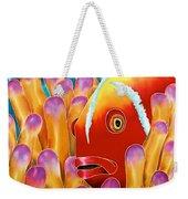 Clown Fish  Weekender Tote Bag