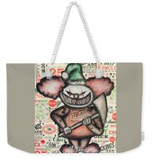 Clown Nightmare Weekender Tote Bag