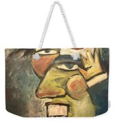 Clown Painting Weekender Tote Bag