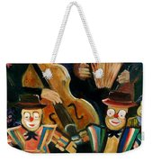 Clowns Weekender Tote Bag
