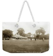 Club House And Golf Links, Old Del Monte, Monterey, California Circa 1920 Weekender Tote Bag
