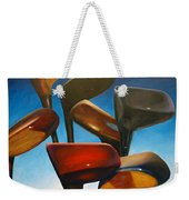 Clubs Rising Weekender Tote Bag