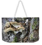 Cluster Of Fungi Weekender Tote Bag