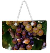 Cluster Of Ripe Grapes Weekender Tote Bag