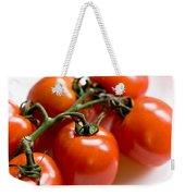 Cluster Of Tomatoes Weekender Tote Bag