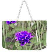 Clustered Bellflower Weekender Tote Bag