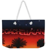 Coachellaland Weekender Tote Bag