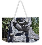 Coal Miner's Tribute  Weekender Tote Bag