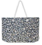 Coarse Gravel Weekender Tote Bag