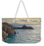 Coast At Amalfi Weekender Tote Bag