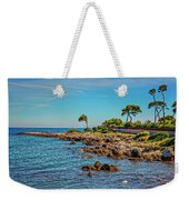 Coast At Antibes France Dsc02221 Weekender Tote Bag
