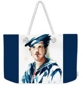 The Uss Red White And Blue Coast Guard 1923 Weekender Tote Bag