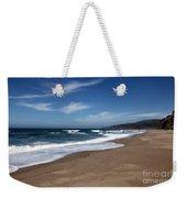 Coast Line Weekender Tote Bag