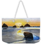 Coast Of Brandon, Oregon Weekender Tote Bag