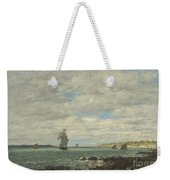 Coast Of Brittany Weekender Tote Bag