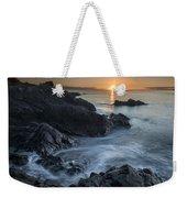 Coast Of Grace Weekender Tote Bag