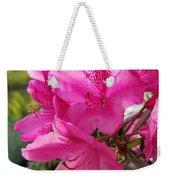 Coast Rhododendran- Washington State Flower Weekender Tote Bag