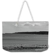 Coast - The Lonely Boat Weekender Tote Bag