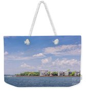 Coastal Area Of Charleston Weekender Tote Bag