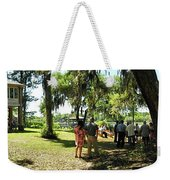 Coastal Celebration Weekender Tote Bag