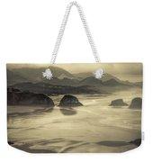 Coastal Dawn Weekender Tote Bag