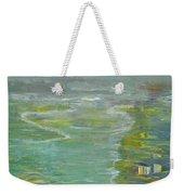 Coastal House Weekender Tote Bag