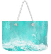Coastal Inspired Art Weekender Tote Bag