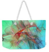 Coastal Kite Weekender Tote Bag