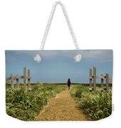 Coastal Path Weekender Tote Bag