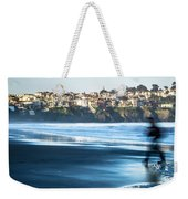 Coastal Scenes At Usa Pacific Coast Weekender Tote Bag